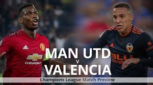 man utd vs valencia