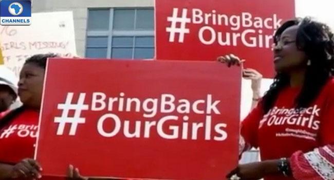 Chibok girls BringBackOurGirls