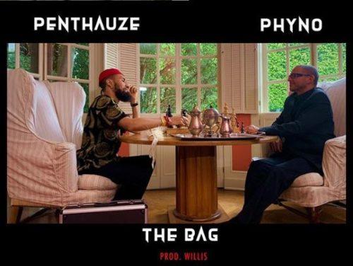 Phyno The Bag cover