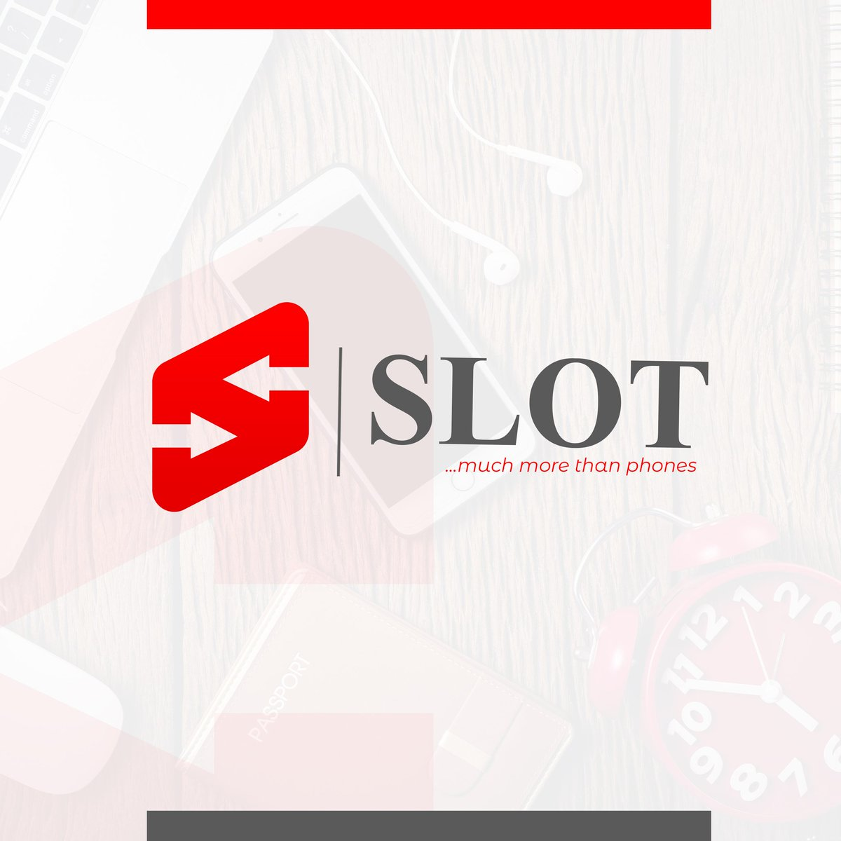 Slot new logo