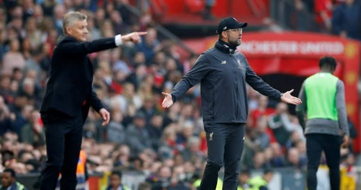 Ole Gunnar and Klopp