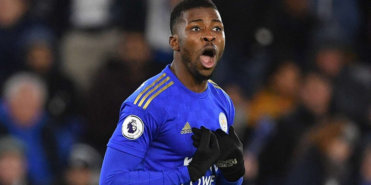 Leicester City's Iheanacho starts on bench for Burnley clash