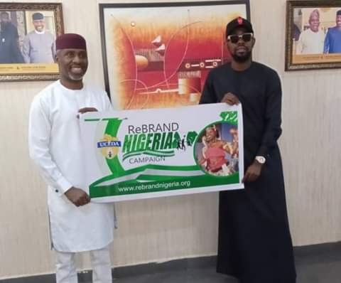 BREAKING… PATORANKING ENDORSES THE REBRAND NIGERIA CAMPAIGN