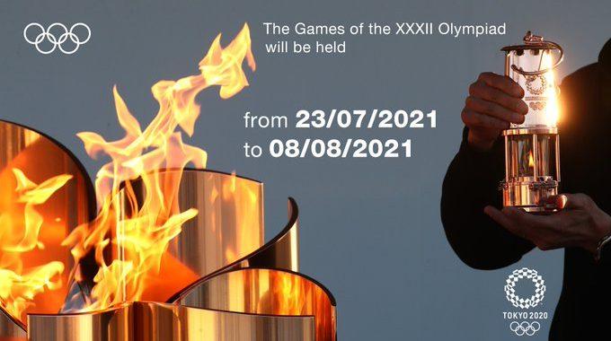 Olympics postponed
