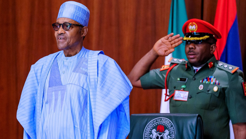 Pres. Buhari to make nationwide broadcast this evening
