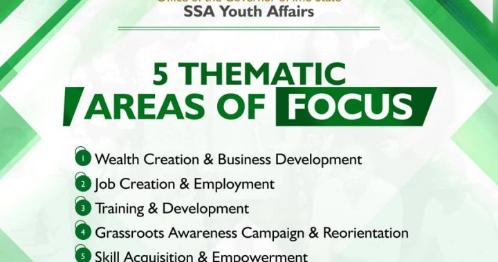 SSA youth Afairs IMo state