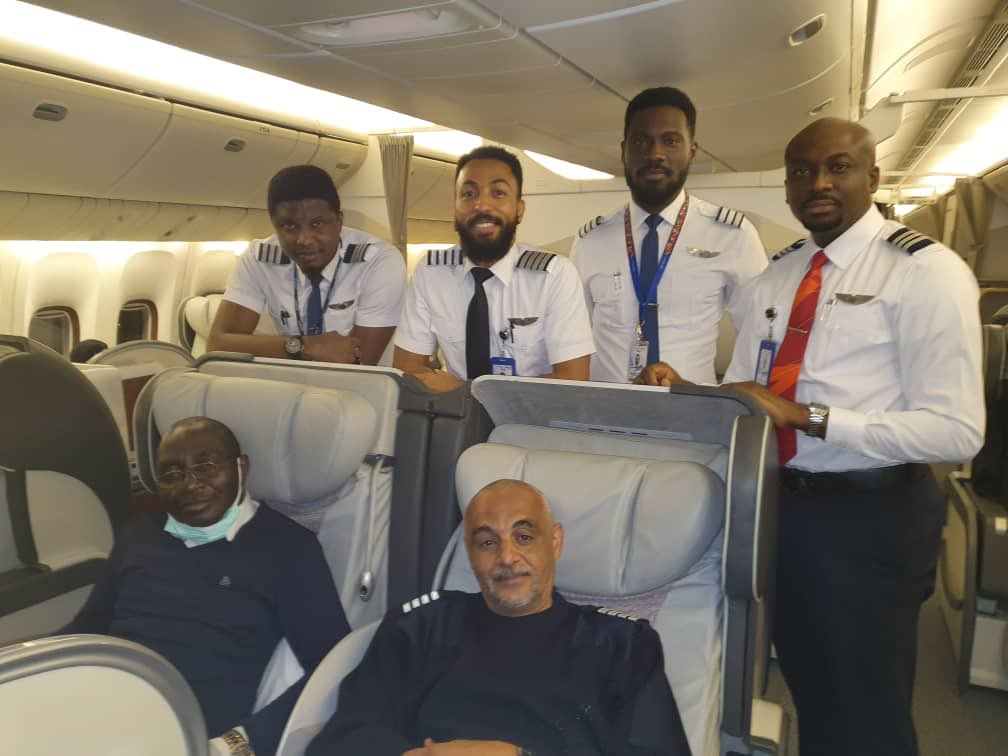Airpeace pilots