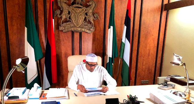 Muhammadu Buhari Buhariiiiiiiiiii
