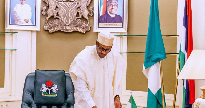 Pres Buhari
