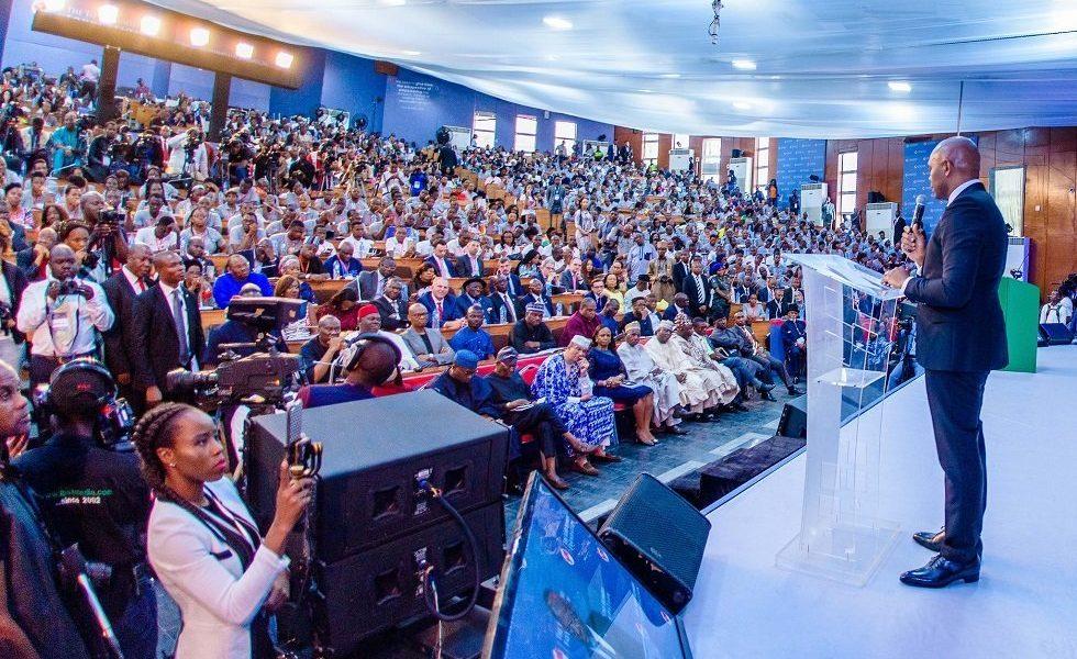 #Coronavirus: Tony Elumelu Foundation postpones 2020 entrepreneurship programme