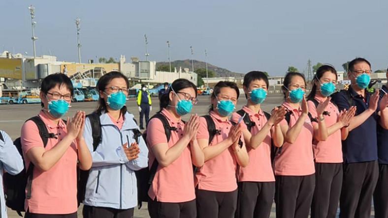 china doctors