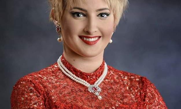 DENISA GOKOVI AS GLOBAL AMBASSADOR