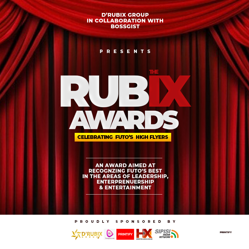 RUBIX AWARDS