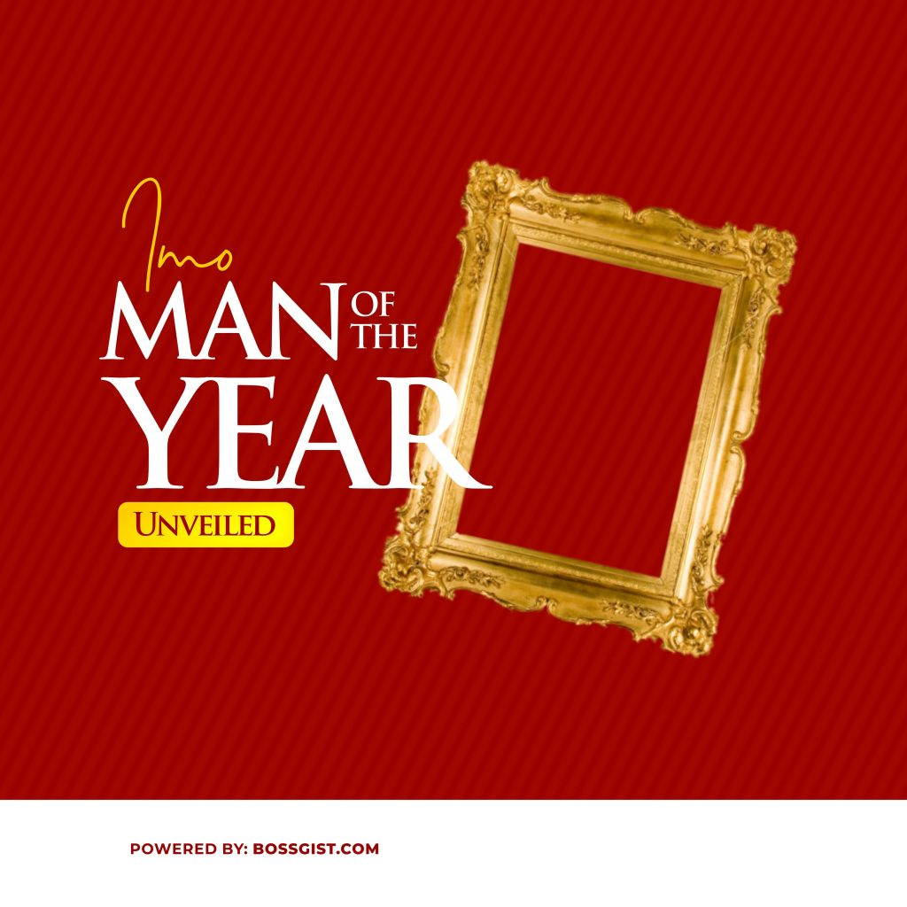 MAN OF THE YEAR DESIGN 1