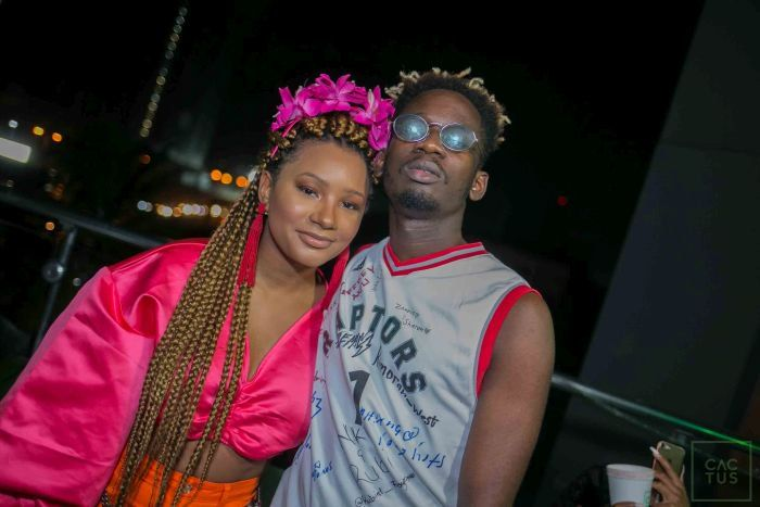 """""""Omo, I No Go Give Up On You"""" – Temi Re-Assures Mr. Eazi Of Her Love"""