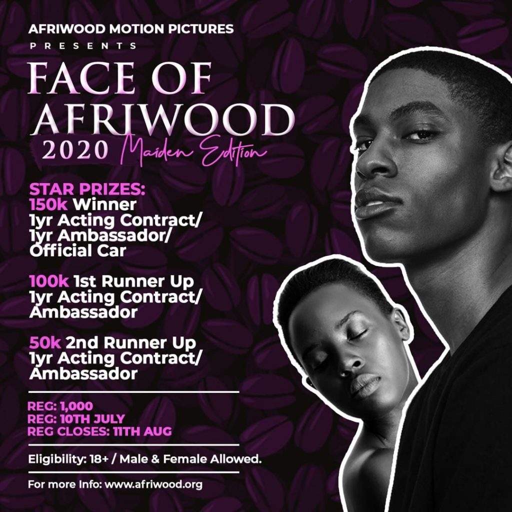 Face Of Afriwood 2020 1
