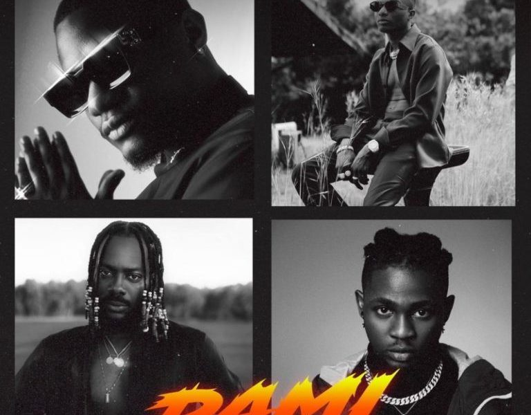"DJ Tunez – ""Pami"" ft. Wizkid, Adekunle Gold, Omah Lay"