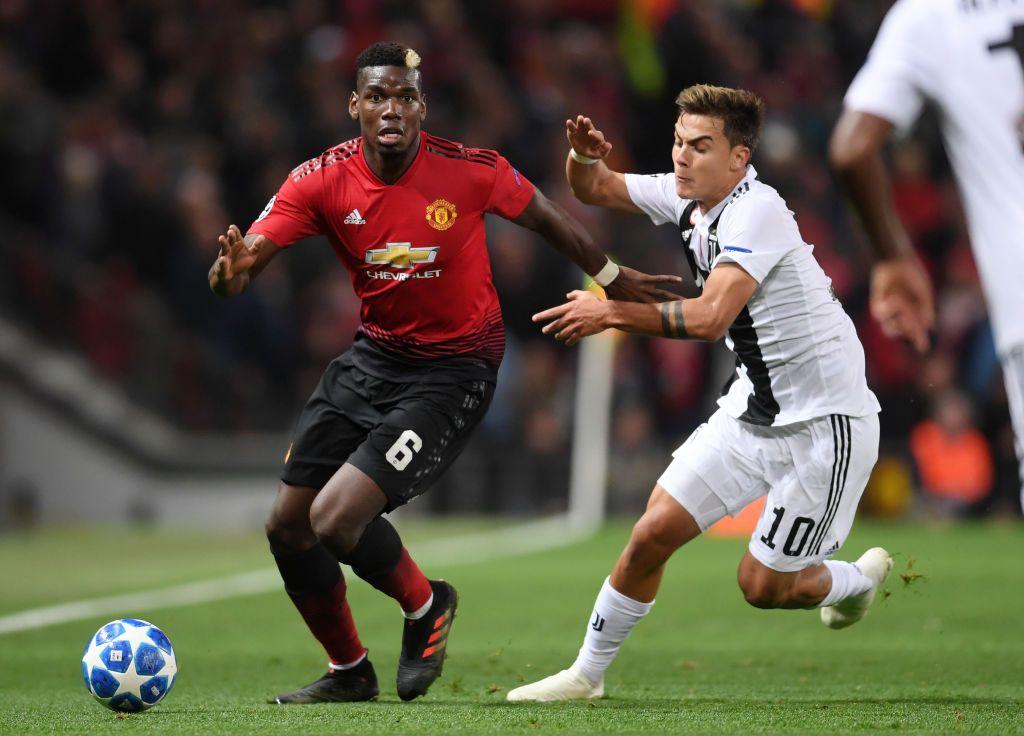 pogba and dybala swap deal