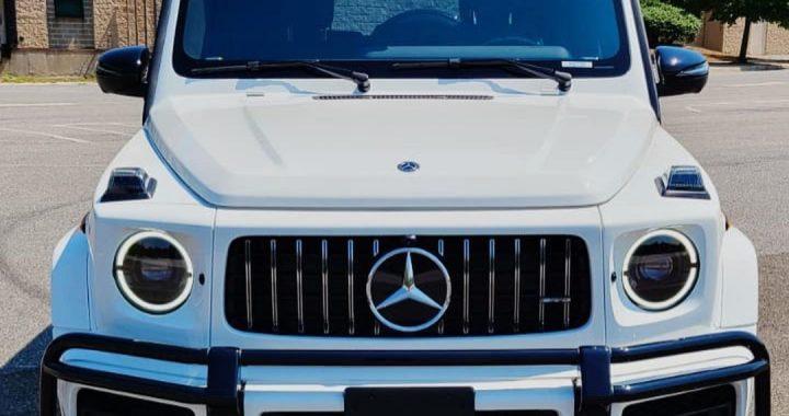 Bobrisky acquires new Mercedes Benz Brabus G63