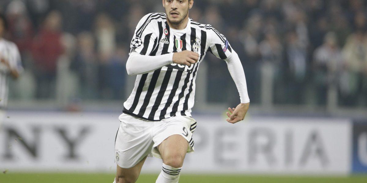 Morata returns to Juventus on loan