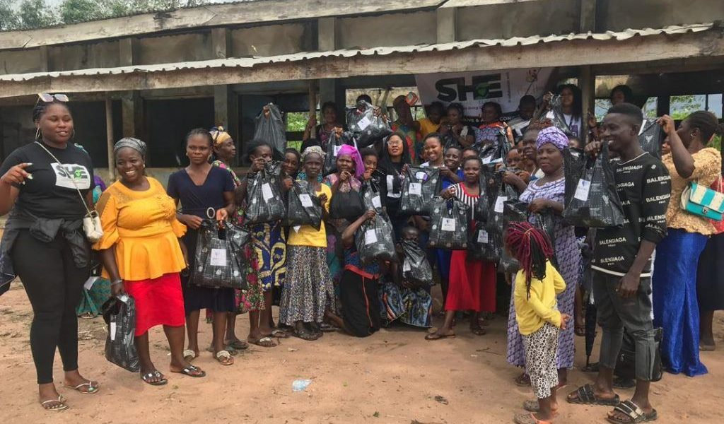 SHE Federation visits the less privileged