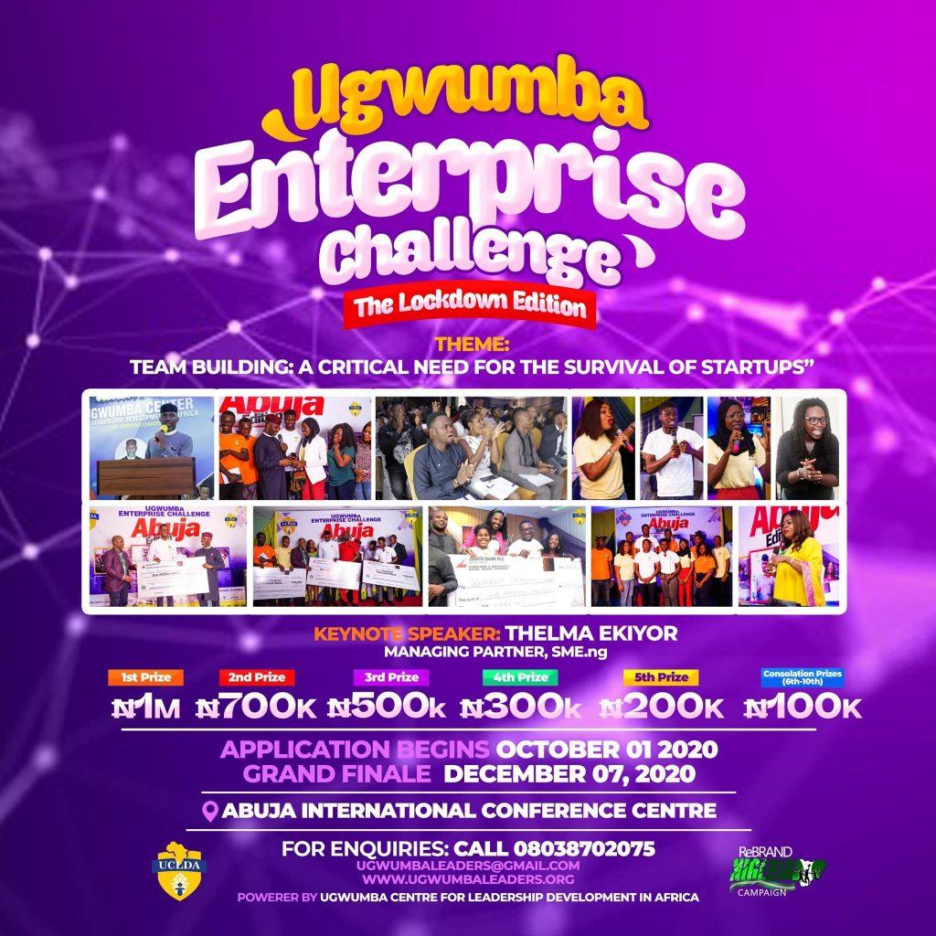 Ugwumba Enterprise Challenge