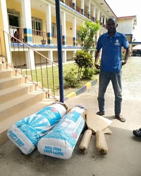 """"""" I thought it was crayfish"""". Suspect caught with 200kg Indian hemp says."""
