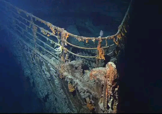 The untold story story behind the historical 'Titanic Ship wreck'.