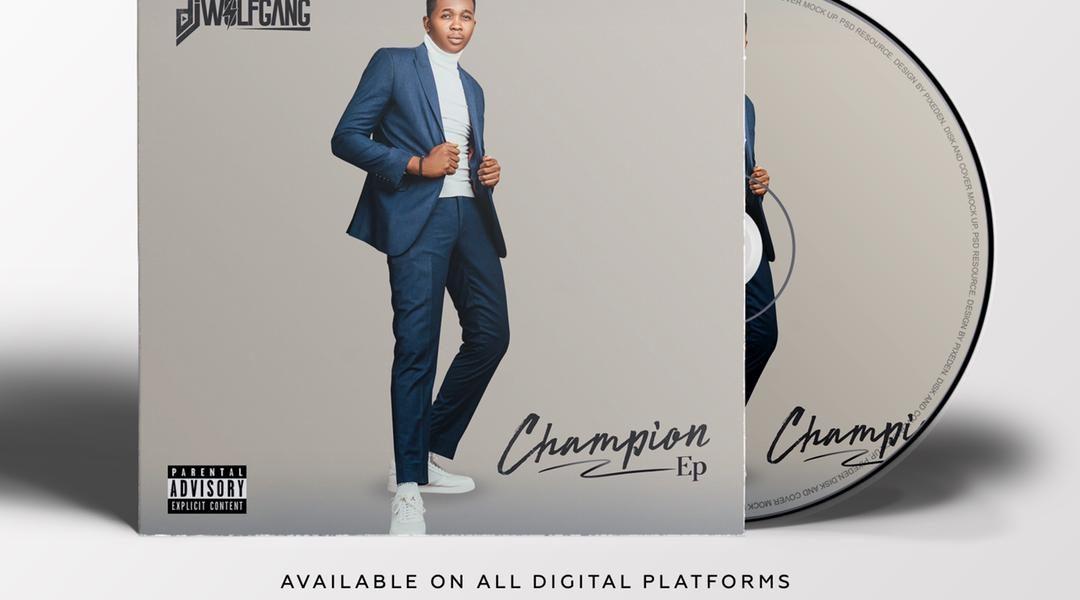 DJ Wolfgang – Champion EP