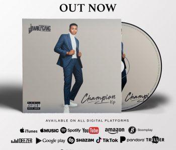 DJ Wolfgang - Champion Ep